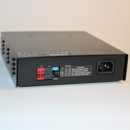 Powerlader EMC-360 Gehäuse-Rückseite