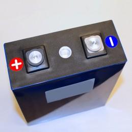 Batteriepolsymbole Plus/Minus