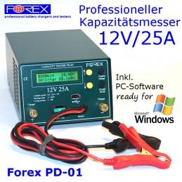 Der Kapazitätsmesser-Großmeister aus Ungarn: FOREX PD-01
