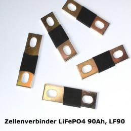 Zellenverbinder/Polverbinder für 90Ah LiFePO4-Zellen