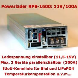 Powerlader 100A Frontansicht